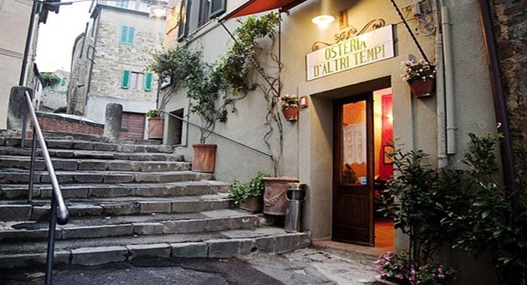 Ristorante Pizzeria D'altri Tempi Siena image 1