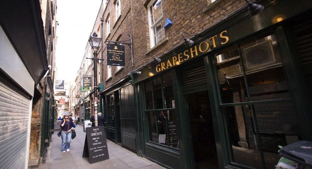 Grapeshots London image 1